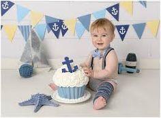 Resultado de imagem para smash the cake boy