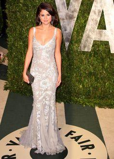 Selena Gomez at Vanity Fair's 2012 Oscar After-Party