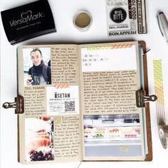 Art journal inspiration. Original pinner sez: My Documented Life @mydocumentedlife Did some gold hea...Instagram photo   Websta (Webstagram) by Maiden11976