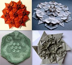 crochetingclub: origami