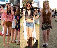 "Anos 70: na moda, a volta do estilo ""paz & amor"" | Tá Na Moda - Yahoo Mulher"