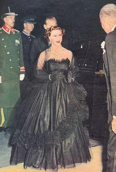 Princess Margaret in Dior