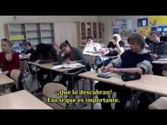 El fenómeno de Finlandia: El sistema escolar más asombroso del mundo Reggio Emilia, Professor, Netflix, Learning, School, Videos, Youtube, Teaching, School Stuff