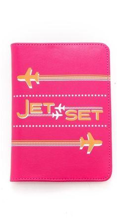Jonathan Adler Jet Set Passport Case