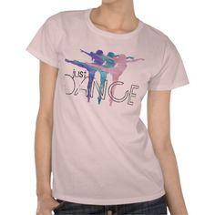 Just Dance (for light colors) T Shirt