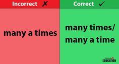 English Grammar Rules, English Idioms, English Phrases, Learn English Words, Essay Writing Skills, English Writing Skills, English Reading, English Study, Academic Writing