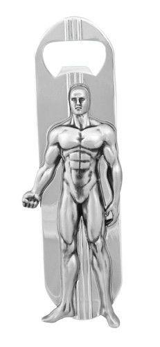 Marvel Bottle Opener - Silver Surfer