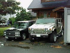My Hummer & Tahoe
