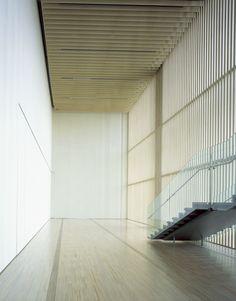 Suntory Museum of Art | kengo kuma and associates