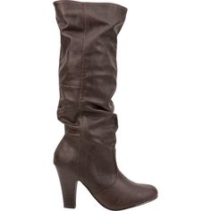 QUPID Slouch Womens Boots-not in this color