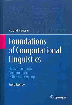 Linguistics foundation in communication