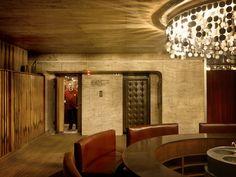 SLOVAKIA / Bratislava A porter in the lift of the no longer used 'Club Kyjev' © Docubyte / Anzenberger Arch Interior, Retro Futurism, Architecture Details, Mid Century, Bratislava Slovakia, Building, Iron, Club, Home Decor