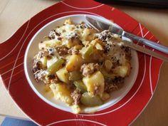 Rezept: Kartoffel-Zucchini-Hack-Auflauf Bild Nr. 6