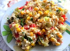 smacznie, fit i zdrowo Fried Rice, Fries, Food And Drink, Healthy Eating, Tasty, Lunch, Vegetables, Ethnic Recipes, Life
