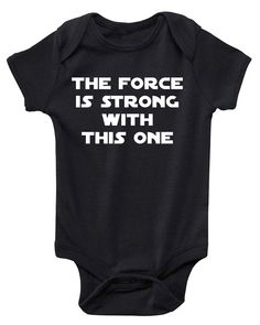 Star Wars onesie.