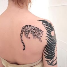 By kanztatto for my dad Mini Tattoos, Body Art Tattoos, Tribal Tattoos, Small Tattoos, Pretty Tattoos, Beautiful Tattoos, Cool Tattoos, Cheetah Tattoo, Tiger Tattoo