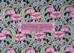 Christopher Dresser Wallpaper