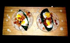 Crunchy Egg Wraps! Find this and other fun, delicious and healthy recipes at thehomecookingblog.com...awesome!
