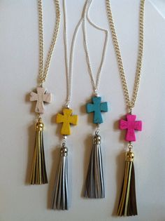 The+Mary+Katherine+Tassel+Necklace+by+BaubleEnvyBoutique+on+Etsy