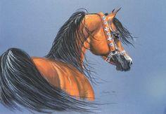#ArabianHorses #Art #ArabianHorseAssociation  #ArabiansInTheArts