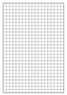 Best Free Printable   Dot Grid For Practicing Hand