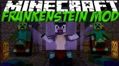 New post (Frankenstein Mod 1.6.2) has been published on Frankenstein Mod 1.6.2  -  Minecraft Resource Packs