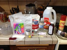 home made hard candy suckers   Must Haves: Pot, Pam Spray, White Hard Candy Molds (at least 3-4 ...