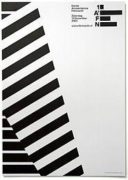 Experimental Jetset / Eerste Amsterdamse Filmnacht — #Poster