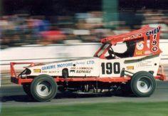 190 Len Wolfenden Racing Round The 1980s..