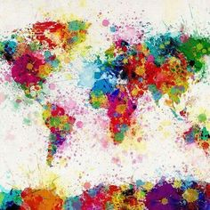 world in color.