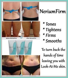 If you're like me and you're ready to have firmer, tighter, and smoother skin  it's to use NeriumFirm body contouring cream.  You can say goodbye to the mommy belly and that orange peel dimpled skin.  With it you can have that beach body year round. #cellulite #looseskin #saggyskin #mommybelly
