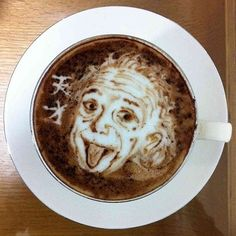 Incredible latte art with animals, celebrities, and yes, Hello Kitty. #latteart