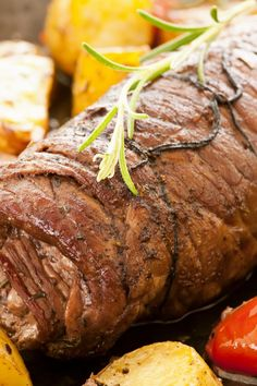 Braciole Recipe - Steak Roll Stuffed with Bread Crumbs & Cheese