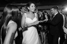 Old Field Club Wedding Reception Photo by Jessica Haley