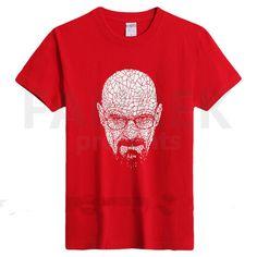Breaking Bad Merchandise Walter Cool T-Shirts