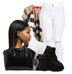 """""""102"""" by jalay ❤ liked on Polyvore featuring Burberry, Timberland, Casetify, Michael Kors and Givenchy"""