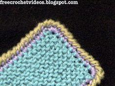 CROCHET: Crab stitch tutorial | Bella Coco - YouTube