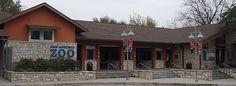 San Antonio Zoo....admissions reciprocal program through aquarium membership