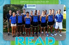 UWF Men's Cross Country 2011