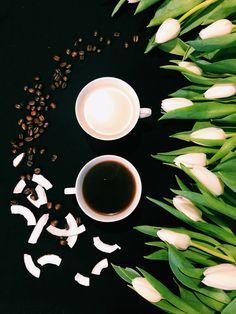 Coconut coffee date