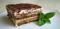 Τιραμισού με βάση μπισκότου σοκολάτας | athensgo