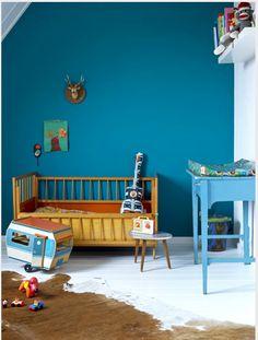 kinderzimmer * jungszimmer * blau