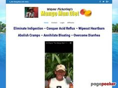 (adsbygoogle = window.adsbygoogle || []).push();     (adsbygoogle = window.adsbygoogle || []).push();  Mango Man Diet | Is your diet a riot!?!?    http://mangomandiet.com/ review  Dr. Wayne Pickering, The Mango Man, Has Been Helping People All Over The World To Lose Weight And Attain The...