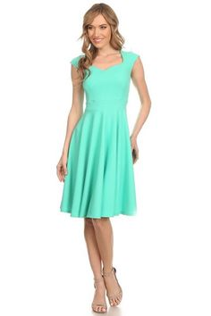 Wholesale In Canada | Fit & Flare Dresses | Wholesale Fit & Flare ...