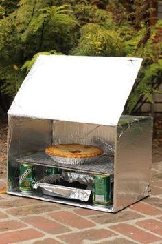"Homemade Camp Baking Oven DIY Project - Homesteading  - The Homestead Survival .Com     ""Please Share This Pin"""