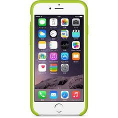 iPhone 6シリコーンケース - ブラック - Apple Store(日本)