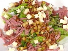 Kentucky Country Ham Salad recipe - great for Kentucky Derby Party, a luncheon or summer salad