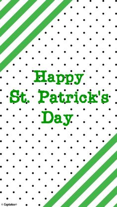 iPhone Wallpaper -St. Patrick's Day  tjn