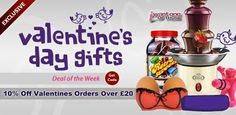 Save 10% this Valentine's Day with this fab iWOOT voucher code