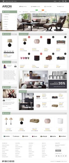 Arion is Premium full Responsive Magento Multi Store eCommerce Theme. Bootstrap 3 Framework. Mega Menu. Ajax add to cart. Test free demo at: http://www.responsivemiracle.com/cms/arion-premium-responsive-multistore-magento-theme/